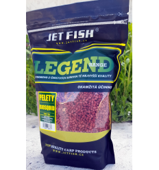 Jet Fish Legend pellet 4mm
