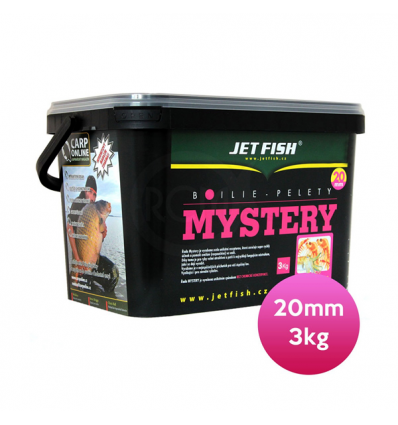 Jet Fish Mystery Bojli 20mm 3kg