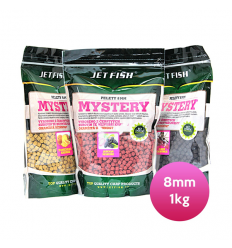 Jet Fish Mystery Pellet 8mm 1kg