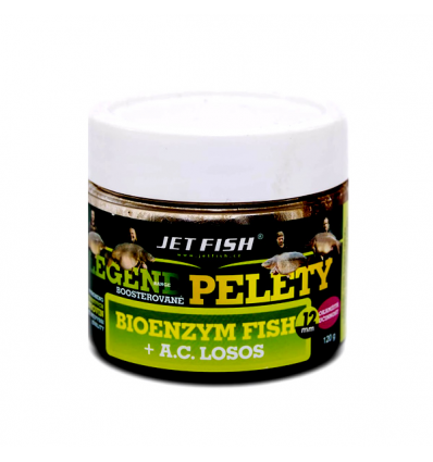 Jet Fish Boosted Pellet 18mm 120g